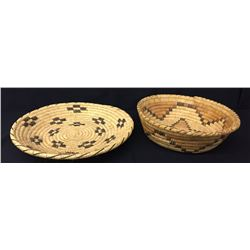 Pair of Tohono O'odham Baskets
