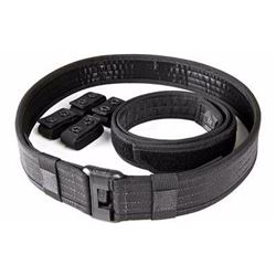 (2) 5.11 SIERRA BRAVO DUTY BELT BLK XL .844802336093
