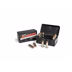 10 BOXES HORNADY 50AE 300GR JHP-XTP (200 ROUNDS) .090255392463