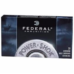 10 BOXES Federal 3030B Power-Shok 30-30 Winchester Soft Point RN 170 GR (200 ROUNDS) .029465084493