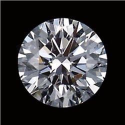 Natural Brilliant Diamond G/VS1 6.56 Carats - GIA