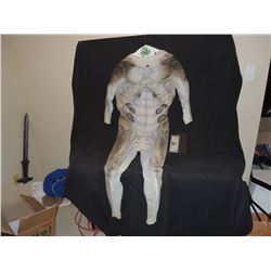 ALTERED SCREEN USED ALIEN BODY SUIT