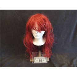 X MEN THE LAST STAND SCREEN USED HERO JEAN GRAY WIG