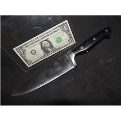 CURSE OF CHUCKY SCREEN USED HERO KNIFE FROM THE SUPER BOWL RADIO SHACK COMMERCIAL
