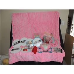 ENERGIZER BUNNY ALL ANIMATRONIC PUPPET WITH HUGE HORDE OF PARTS AND PIECES