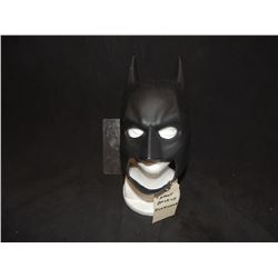 BATMAN THE DARK KNIGHT RISES STUNT COWL
