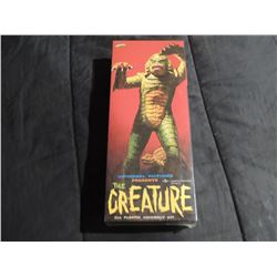 CREATURE FROM THE BLACK LAGOON RARE VINTAGE MONSTER MODEL KIT