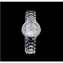 Ebel Stainless Steel Diamond Beluga Ladies Watch