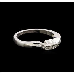 0.20ctw Diamond Ring - 14KT White Gold