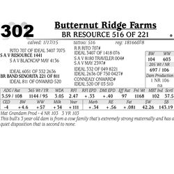 Butternut Ridge Farms