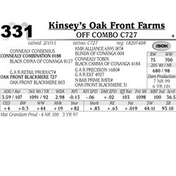Kinsey's Oak Front Farms
