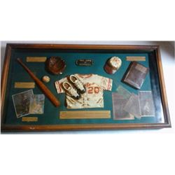 Sports Shadowbox ( The game of Baseball)