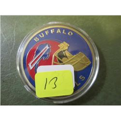 Buffalo Bills National Football League Coin