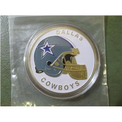 Dallas Cowboys National Football League Coin