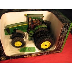 1/16 scale John Deere 8520 w/ Triples and front wheel assist duals #15192