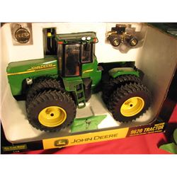 John Deere 9620 tractor Collector Edition