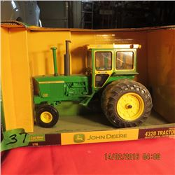 John Deere 4320 tractor Collector Edition