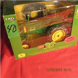 John Deere 530 Heathouser Collector