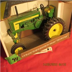 1957 John Deere 720 high crop tractor