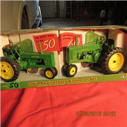 John Deere 50-60 series 50th Anniversary