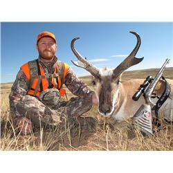 2017 Colorado Statewide Pronghorn License