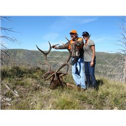 2017 Utah Book Cliffs, Little Creek Roadless Multi Season Conservation Elk Permit
