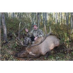 5-Day Fully Guided Elk Hunt with X-treme Outfitting in Northern Utah