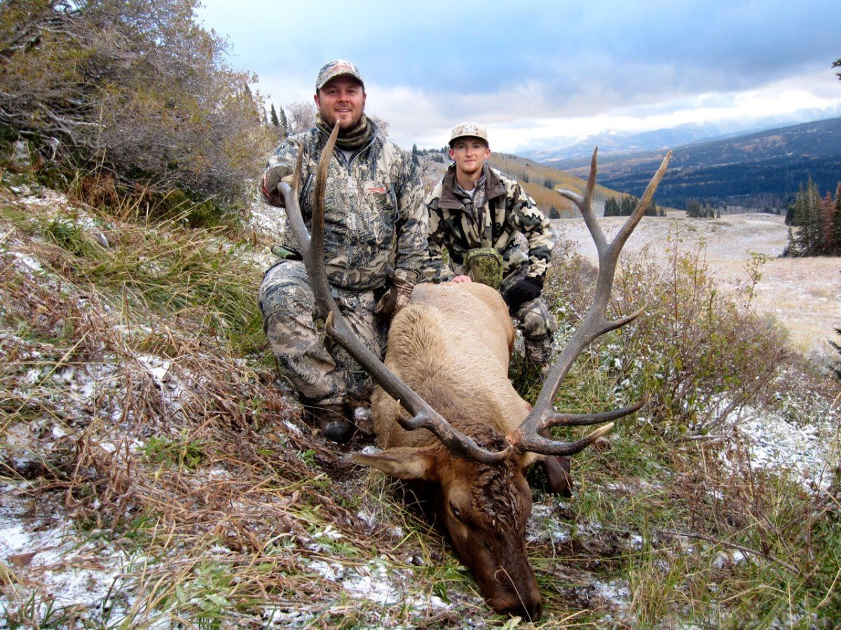 5-Day Fully Guided Elk Hunt with X-treme Outfitting in ...
