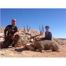 New Mexico Special Deer Permit