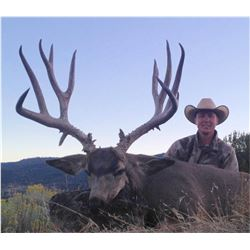 2017 Oregon Statewide Mule Deer
