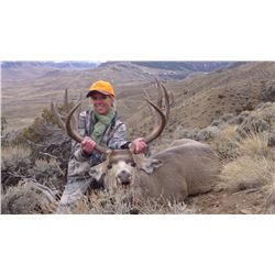 2017 Wyoming Governor's Deer, Elk or Antelope License