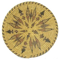 Navajo Basketry Tray