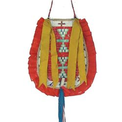 Sioux Quilled Bag