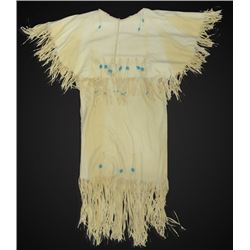 Plateau Buckskin Dress