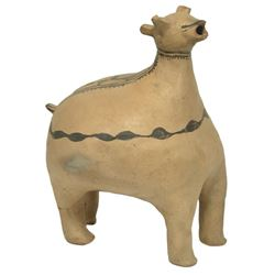 Cochiti Pottery Figure