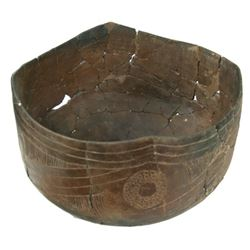 Caddo Pottery Bowl