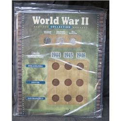 World War II United States Coin Collection