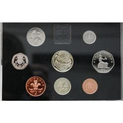 1995 UK - Great Britain - Proof Coin Set By The Royal Mint