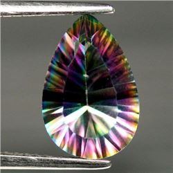 2.70 CT AZOTIC MULTICOLOR MYSTIC AFRICAN QUARTZ