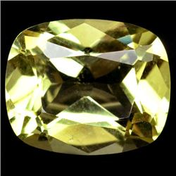4.60 CT LEMON YELLOW AFRICAN QUARTZ