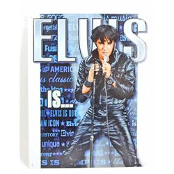 ELVIS PRESLEY METAL SIGN