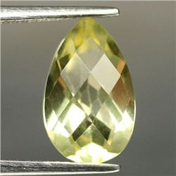 3.26 CT LEMON YELLOW AFRICAN QUARTZ
