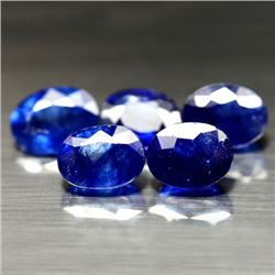 LOT OF 11.72 CTS OF BLUE MADAGASCAR SAPPHIRES