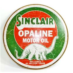 SINCLAIR GAS & OIL METAL ADVERTISING SIGN