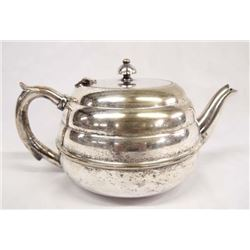Antique Deakin Silverplate Teapot