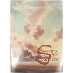 Savoring the Southwest, Hardback Cookbook