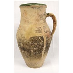 Chinese Hans Dynasty Pottery Pitcher