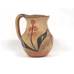 1940 Santo Domingo Pottery Pitcher