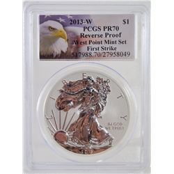 2013 PCGS Reverse Proof70 ASE