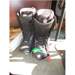 snowboard boots size 13 s